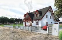 Dom tradycyjny w Wilczycach