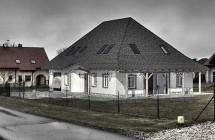 Dom wiejski w Lubinie