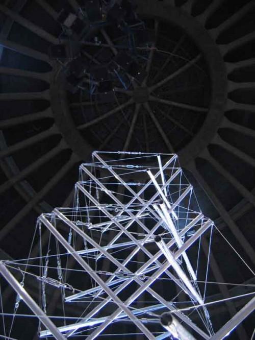Wieża Tensegrity