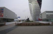 Twisting Tower Centrum Nauki